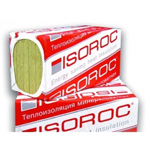 Вата каменная ISOROC ISOFAS 110
