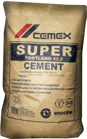 Цемент Cemex (Россия)