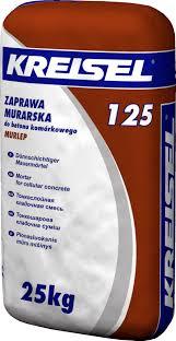 Клей для газобетона Kreisel 125 25 кг